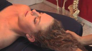 Neck & Head Massage Therapy for Headache, How to Technique Face & Scalp