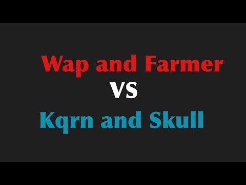 AL PvP | Autistic 50 year old tank can't cover (Wap + Farmer vs Kqrn/Ago + Skull)