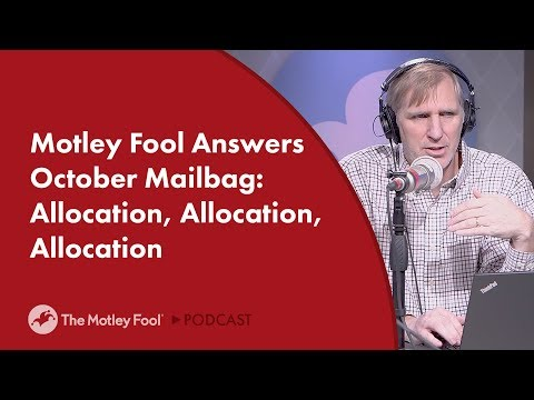 Asset Allocation -- Or, Where Should I Put My Money? Mp3