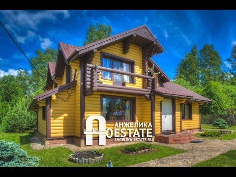 Коттедж в деревне Васкелово /  Купить дом в Ленинградской области