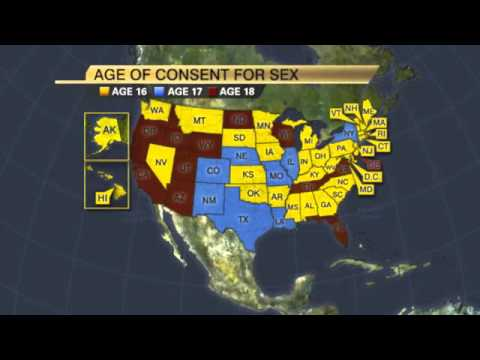 The Age of Consent in the US