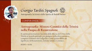 Antroposofia: Mistero Cosmico della Trinità nella Pasqua di Resurrezione