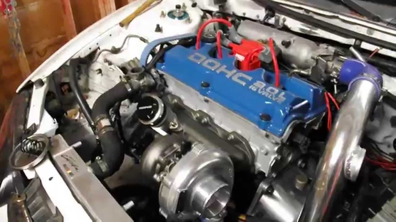 Chevy Engine Build Up