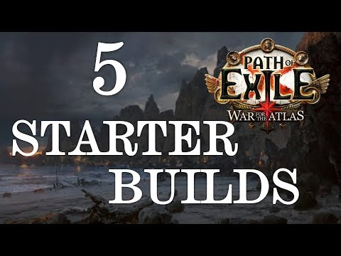Path of Exile Synthesis - 5 Starter Builds to excel in 3.6