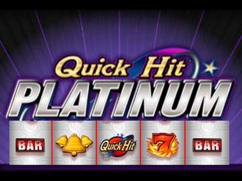 Quick hit platinum slot machine free