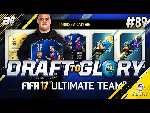 DRAFT TO GLORY! GOOD OR BAD DRAFT? #89 | FIFA 17 ULTIMATE TEAM
