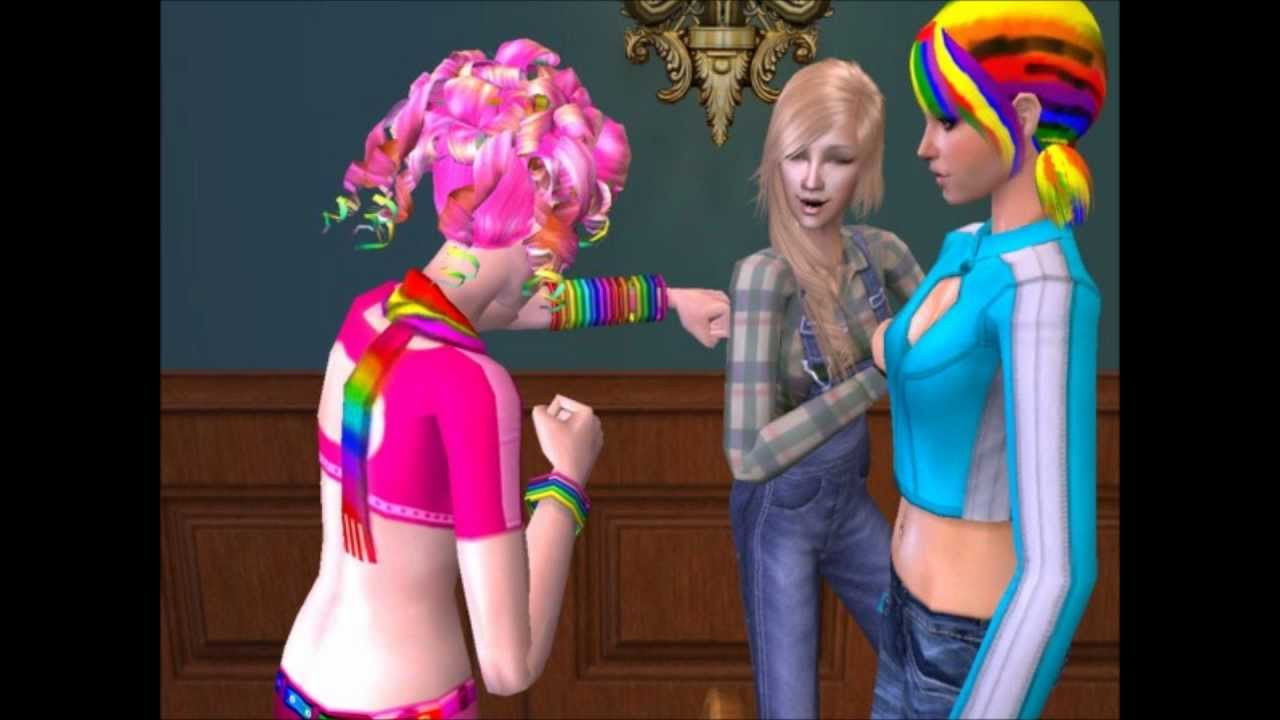 my little pony sims is magic pony sims 2 youtube