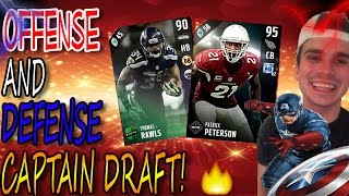 OFFENSE AND DEFENSE DRAFT! I HAVE THE MADDEN CRYSTAL BALL! | M…