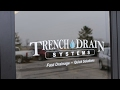 Trench Drain Systems - Commercial