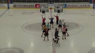 2018 National Theater on Ice Competition  | Adult Free Skate