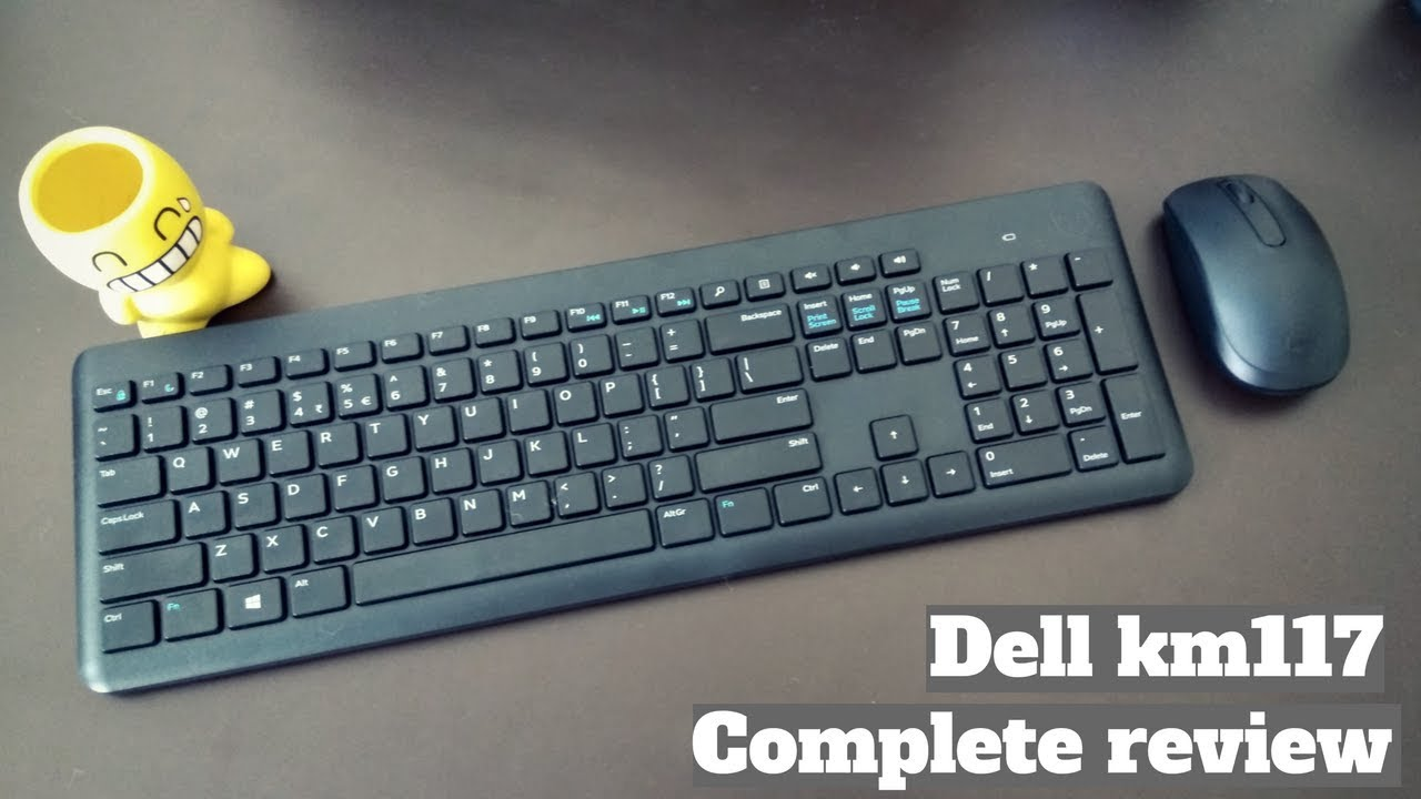 Best Budget Bluetooth Keyboard And Mouse Dell Km117 Youtube