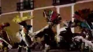 Bailes tipicos en Tlaxcala, Charros de Papalotla