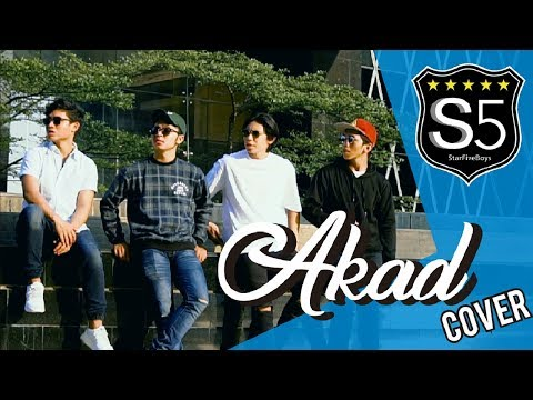 AKAD - PAYUNG TEDUH COVER BY S5 (S-FIVE)