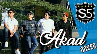Download Mp3 Akad - Payung Teduh Cover By S5  S-five
