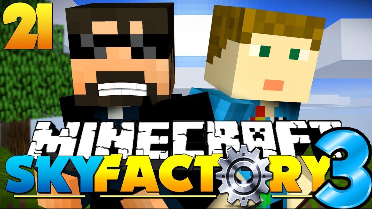 FTB Presents Skyfactory 3 | Minecraft Server Australia