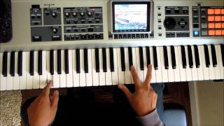 Karyn White - Superwoman - Piano Tutorial