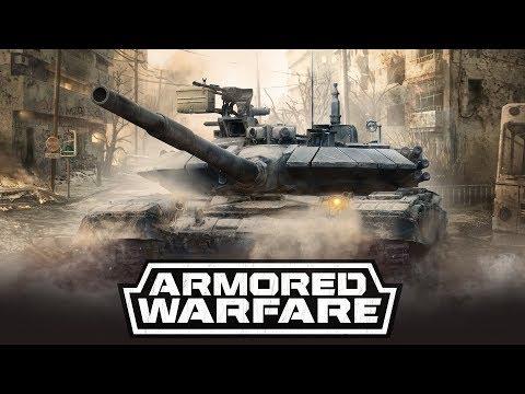 Armored Warfare Hun:Elérhető Steam-en