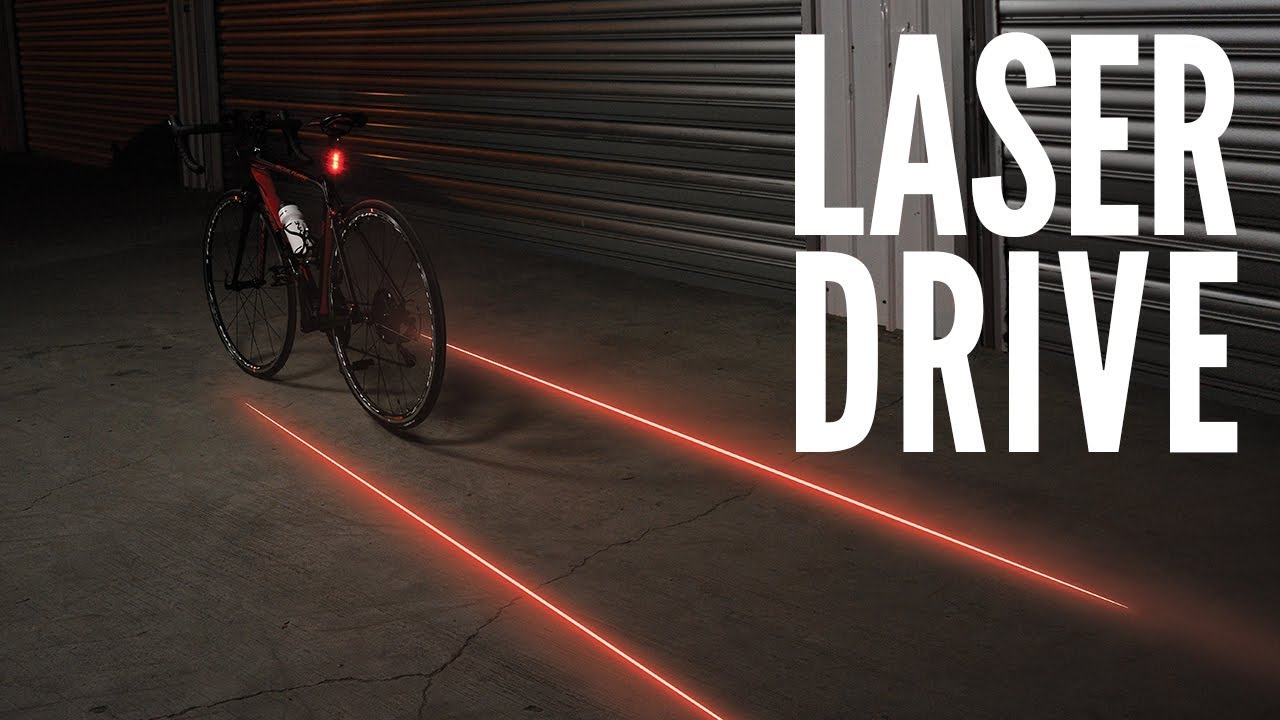 Image result for bike lasers