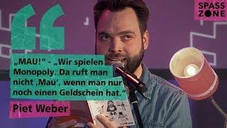 Piet Weber: Der Spieleabend