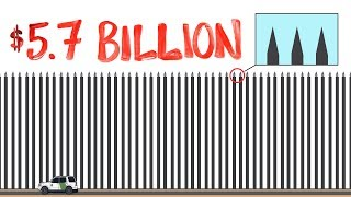 What Can You Buy With 5.7 Billion Dollars? (Trump's Wall Cost)