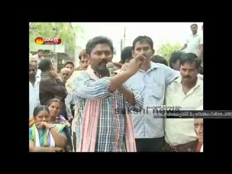 AP Farmers not willing to give lands for State Capital Formation