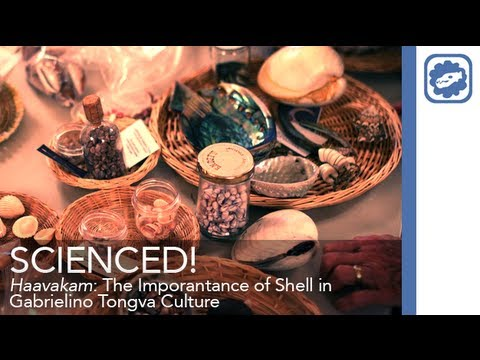 SCIENCED! - Haavakam: The Importance of Shell in Gabrielino Tongva Culture