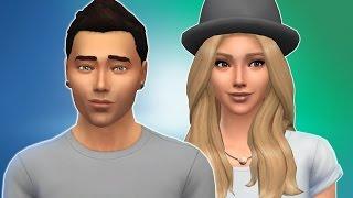 Create A Sim: Base Game Sims 4