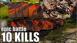 КОЛОБАНОВ на БАБАХЕ 🌟 FV4005 Stage II World of Tanks