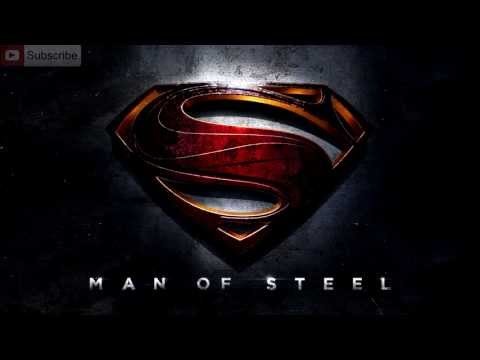 Man of Steel Theme Song Original Motion Picture Soundtrack OST 1080p  Hans Zimmer Superman
