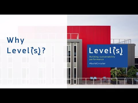 Why Level(s)? A common language for sustainable buildings