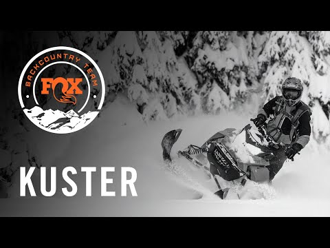 FOX Backcountry Team - Carl Kuster