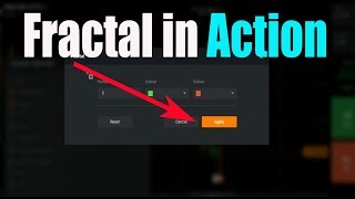 Fractal Indicator in Actions - Options Trading Strategies