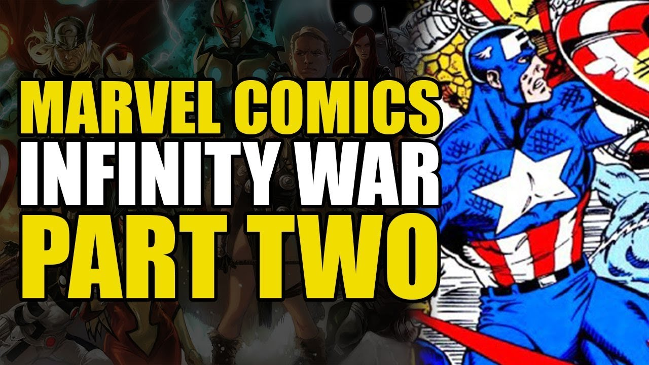 infinity war part 2: the earth's superheroes destroyed!? - youtube