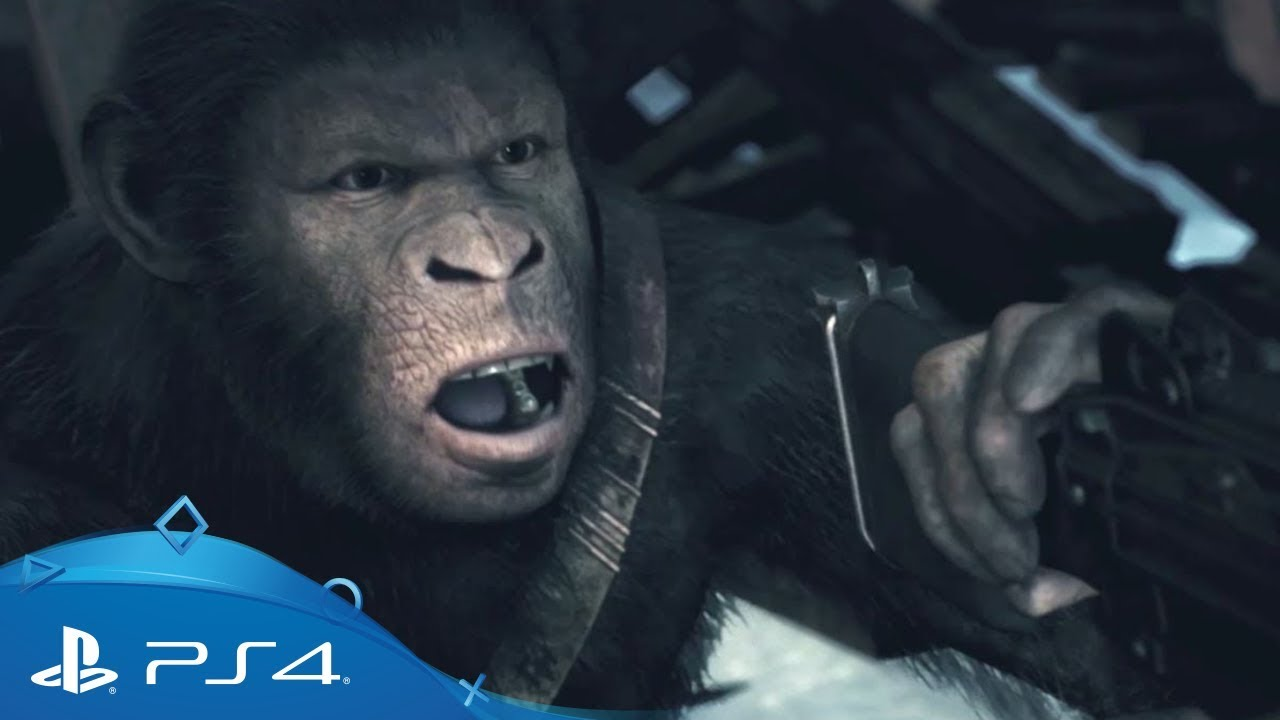 PLANET OF THE APES: LAST FRONTIER | PLAYLINK FOR PS4