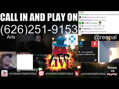 ATPLive Episode 19 - Now Taking Skype Calls!