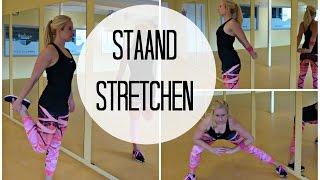 Staand stretchen - Spieren rekken
