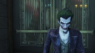 Batman: Arkham Origins: Joker DLC with Predator Maps