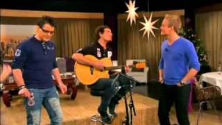 Olle Hedberg, Andreas Weise, Linnea Henriksson, Geir Rönning - World Hold On (Idol 2010) [HQ]