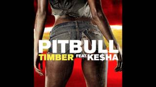 Pitbull Timber Acoustic Ft Kesha
