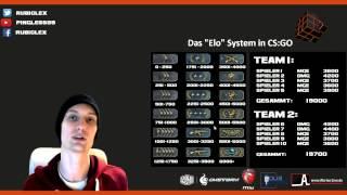 Wie funktioniert das CS:GO Rank System
