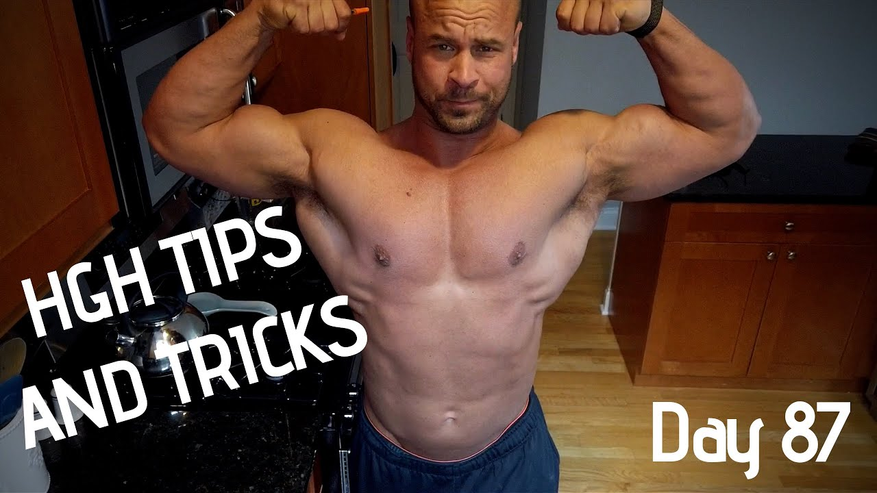My Hgh Tips And Tricks Day 87 Youtube