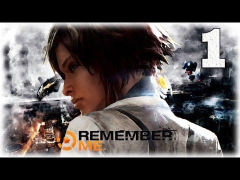 Смотреть прохождение игры Remember me. Серия 1 - Я ничего не помню...