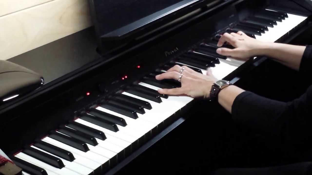 Kiss the rain - Yiruma - Piano Cover - YouTube
