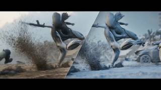 "Main Road Post ""Attraction"" VFX breakdown ' 2017"