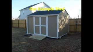 Storage Shed Plans - Over 11,999 Shed Plans