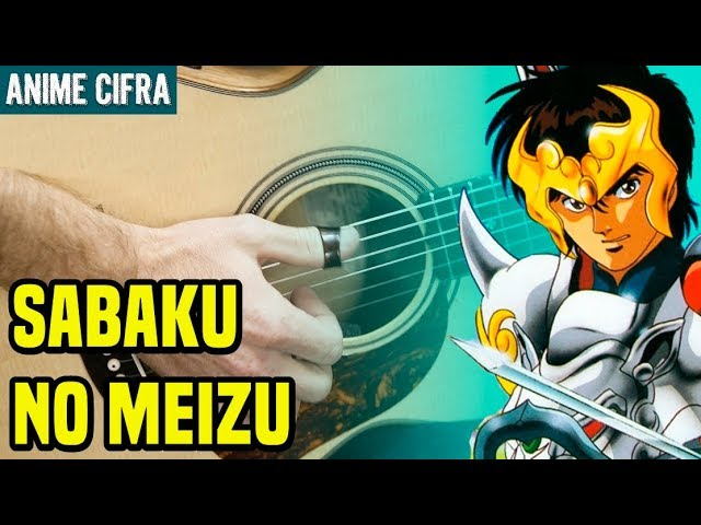 🔴 Como tocar Shurato - Viajante dos Sonhos (Sabaku no Meizu) [How to Play]