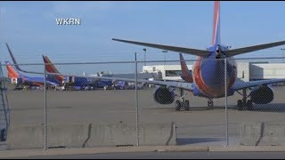 VIDEO: Southwest flight heading to Phoenix returns to Nashville airport