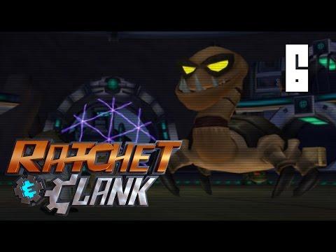 Ratchet & Clank (2002) #6 - Nebula G34 - Blarg Station [PS2 Walkthrough]