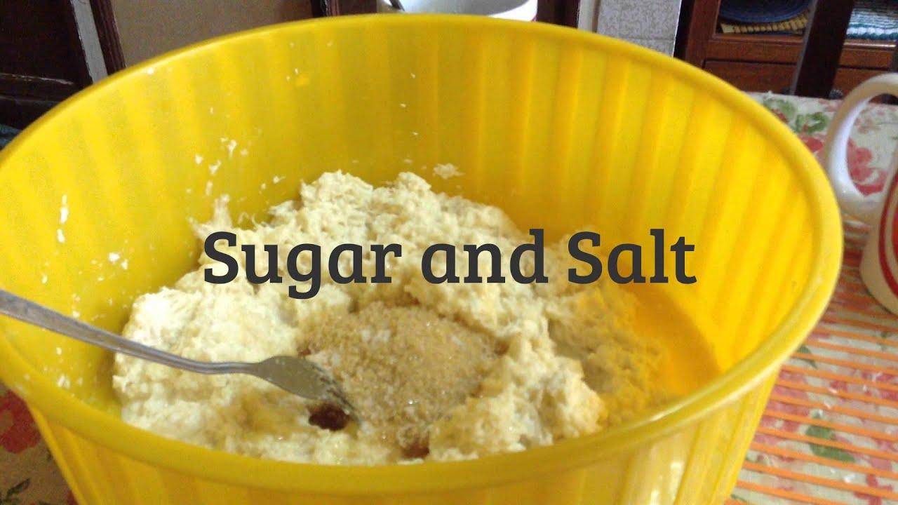 Simple And Easy Cassava Cake Recipe