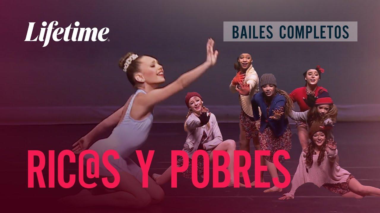 DANCE MOMS: Bailes completos: Maddie + Pobres en ALDC (Temp 4, Ep 83) | Lifetime Latinoamérica